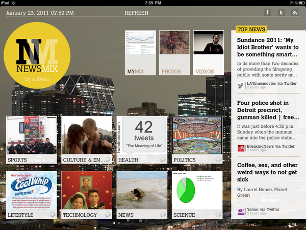 Trunk.ly and Newsmix Show Glimpses of the Social Content Reader Evolution