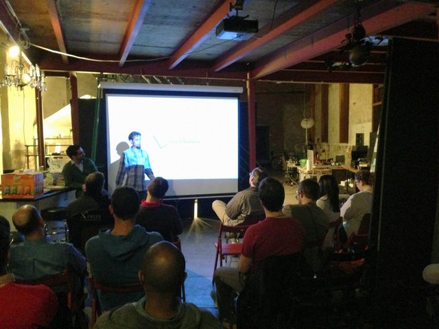Recap of the March Los Angeles Quantified Self Meetup