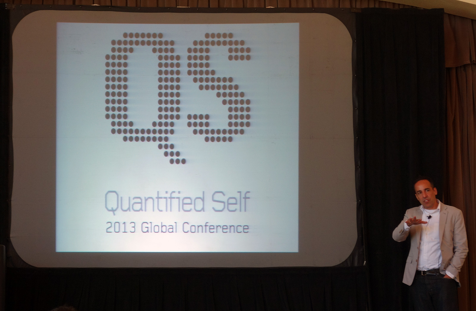My Experience and Highlights from the 2013 Quantified Self Global Conference