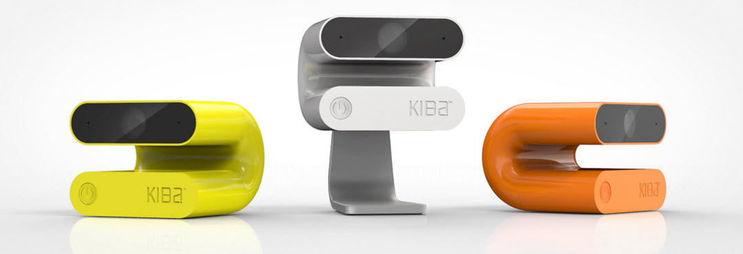 The Kiba Camera Aims to Change How We Record Home Videos