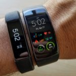 Testing the Fitbit Alta HR vs. Samsung Gear Fit2