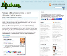 Lifestream Blog Redesign Now Live