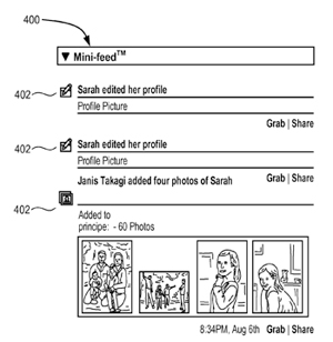 Did Facebook Just Patent the Activity Stream?
