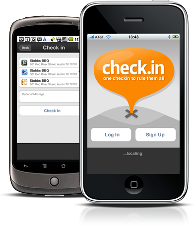 Your Checkins are About to Get a Whole Lot Easier with Check.in