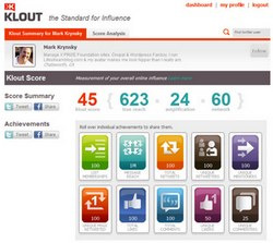 Klout is a Good Start But We Need More Ingredients for an Influencer Recipe