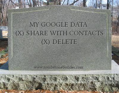 Google Inactive Account Manager and Accessing Your Data After You Die