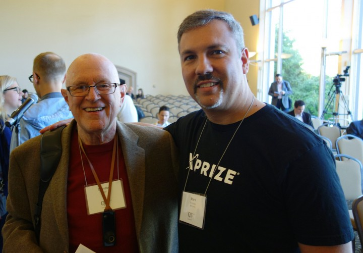 Meeting Gordon Bell was a big highlight for me this year.