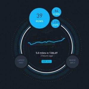 Beautiful Visualizations of Lifelogging and Quantified Self Data