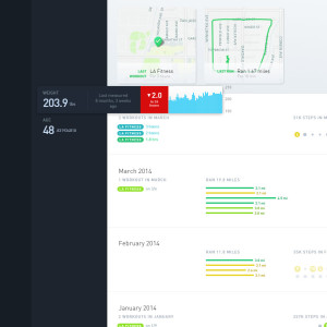 Create Personal Data Visualitzations and Insights with Gyroscope