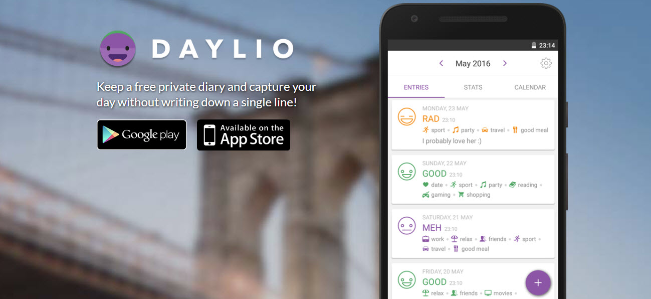 Create a Minimalist Journal with Mood Tracking and Analysis Using Daylio